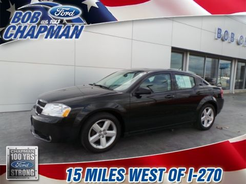 Pre-Owned 2009 Dodge Avenger SXT FWD 4D Sedan