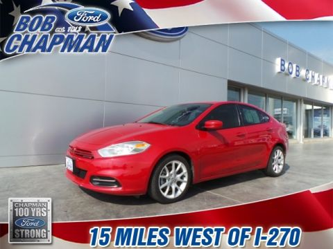Pre-Owned 2013 Dodge Dart SXT/Rallye FWD 4D Sedan