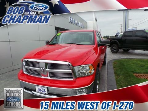 Pre-Owned 2010 Dodge Ram 1500 Big Horn 4WD