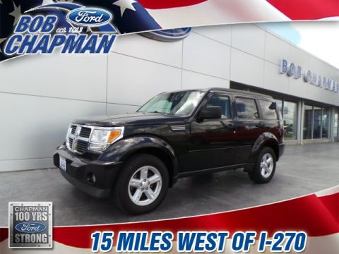 Pre-Owned 2008 Dodge Nitro SLT 4WD