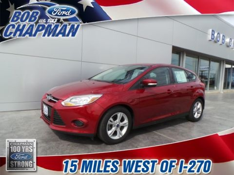 Pre-Owned 2014 Ford Focus SE FWD 4D Hatchback
