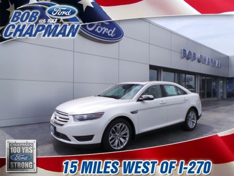 Pre-Owned 2013 Ford Taurus Limited FWD 4D Sedan