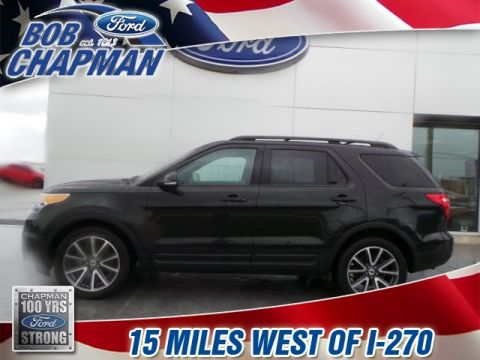 Pre-Owned 2015 Ford Explorer XLT FWD 4D Sport Utility