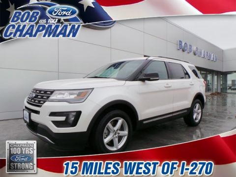 Pre-Owned 2016 Ford Explorer XLT AWD