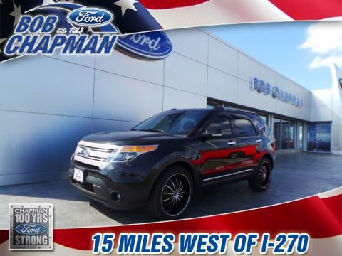 Pre-Owned 2014 Ford Explorer XLT AWD