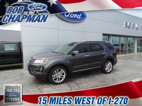 Pre-Owned 2016 Ford Explorer Limited AWD