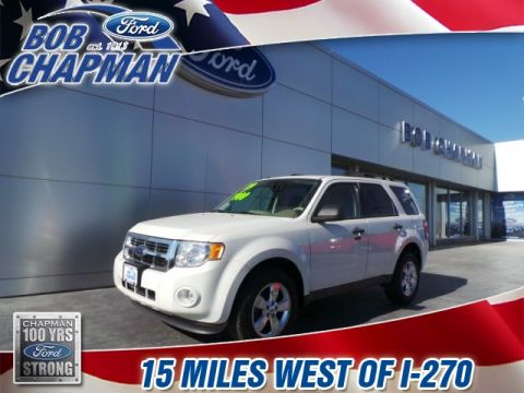 Pre-Owned 2009 Ford Escape XLT FWD 4D Sport Utility