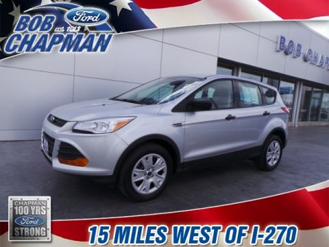 Pre-Owned 2014 Ford Escape S FWD 4D Sport Utility