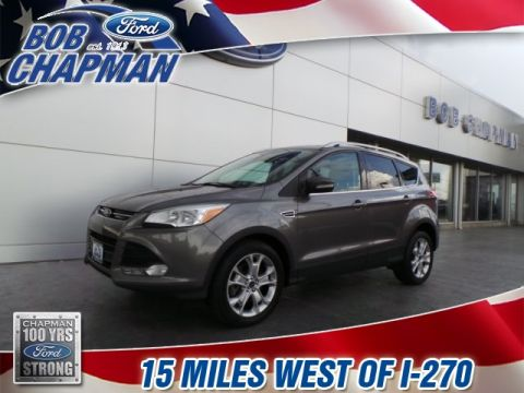 Pre-Owned 2014 Ford Escape Titanium FWD 4D Sport Utility