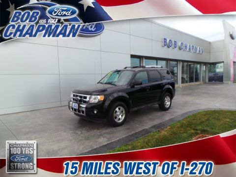 Pre-Owned 2012 Ford Escape Limited AWD