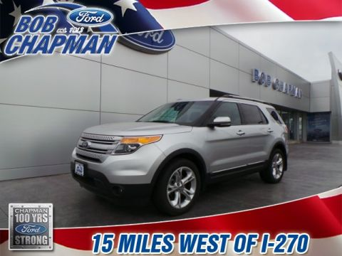 Pre-Owned 2011 Ford Explorer Limited AWD