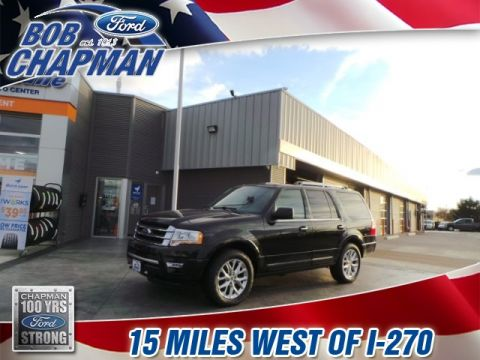 Pre-Owned 2015 Ford Expedition Limited 4WD