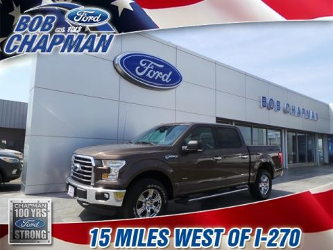 Pre-Owned 2015 Ford F-150 XLT 4WD