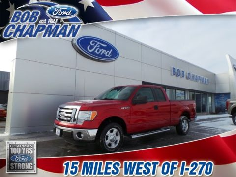 Pre-Owned 2011 Ford F-150 XLT RWD SuperCab