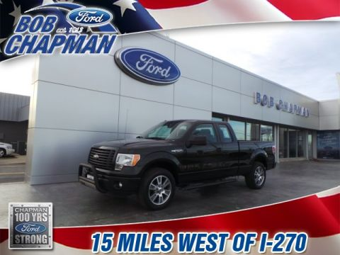 Pre-Owned 2014 Ford F-150 STX RWD Super Cab