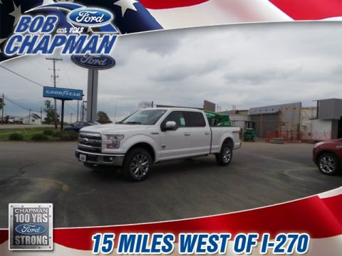 New 2016 Ford F-150 King Ranch 4WD