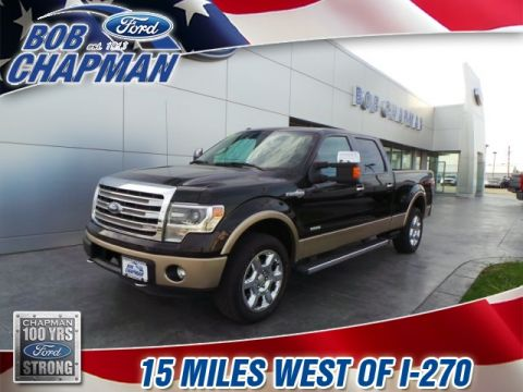 Pre-Owned 2013 Ford F-150 King Ranch 4WD