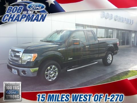 Pre-Owned 2013 Ford F-150 XLT RWD Super Cab