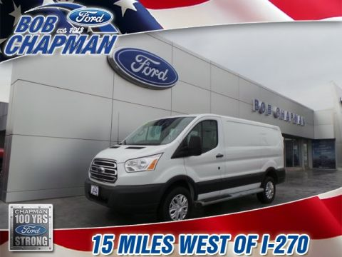 Pre-Owned 2015 Ford Transit-250 Base RWD 3D Low Roof Cargo Van