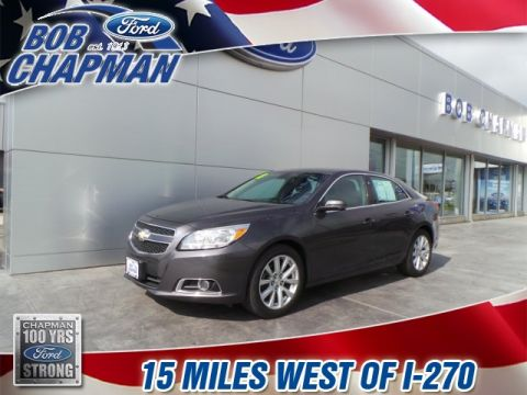 Pre-Owned 2013 Chevrolet Malibu LT FWD 4D Sedan