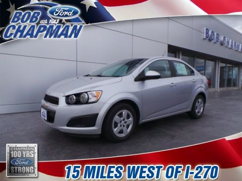 Pre-Owned 2014 Chevrolet Sonic LS FWD 4D Sedan