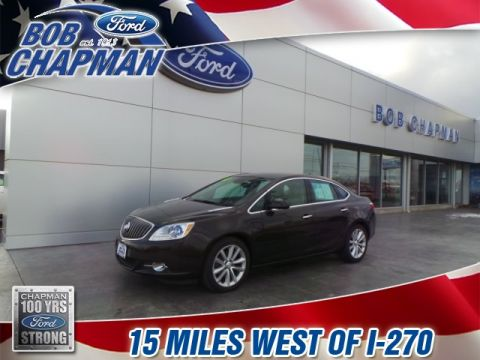 Pre-Owned 2013 Buick Verano Base FWD 4D Sedan