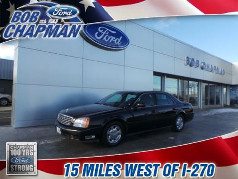Pre-Owned 2001 Cadillac DeVille Base FWD 4D Sedan