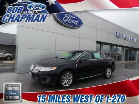 Pre-Owned 2009 Lincoln MKS Base AWD