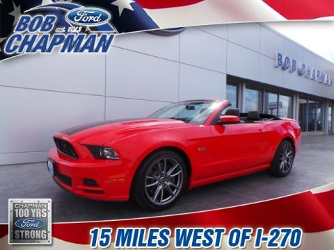 Pre-Owned 2014 Ford Mustang GT Premium RWD 2D Convertible