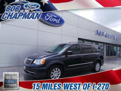 Pre-Owned 2014 Chrysler Town & Country Touring FWD 4D Passenger Van