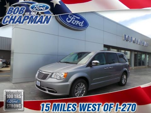 Pre-Owned 2013 Chrysler Town & Country Touring-L FWD 4D Passenger Van