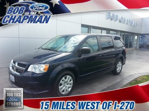 Pre-Owned 2013 Dodge Grand Caravan SE FWD 4D Passenger Van