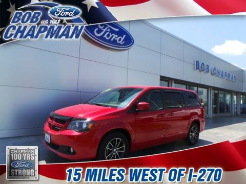 Pre-Owned 2016 Dodge Grand Caravan R/T FWD 4D Passenger Van