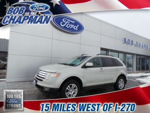 Pre-Owned 2007 Ford Edge SEL FWD 4D Sport Utility