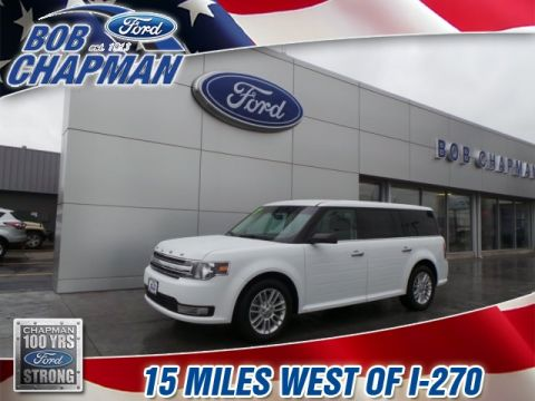 Pre-Owned 2017 Ford Flex SEL FWD 4D Sport Utility
