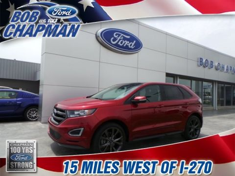 Pre-Owned 2015 Ford Edge Sport AWD