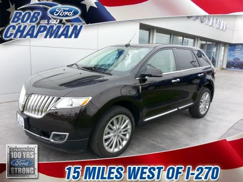 Pre-Owned 2014 Lincoln MKX Elite AWD