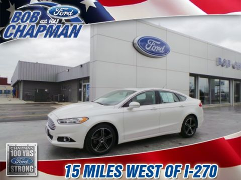 Pre-Owned 2015 Ford Fusion Titanium AWD