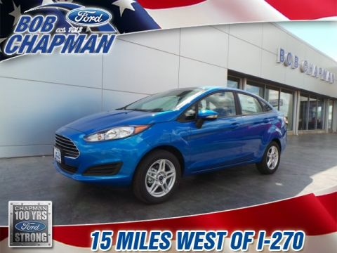 New 2017 Ford Fiesta SE FWD 4D Sedan