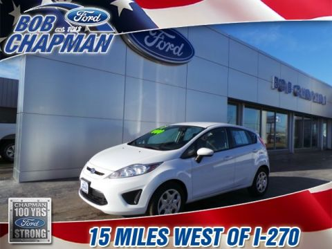 Pre-Owned 2012 Ford Fiesta SE FWD 4D Hatchback