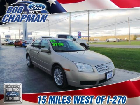 Pre-Owned 2006 Mercury Milan Premier FWD 4D Sedan