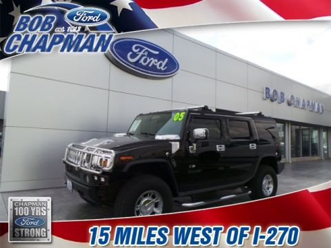 Pre-Owned 2005 Hummer H2 Base 4WD
