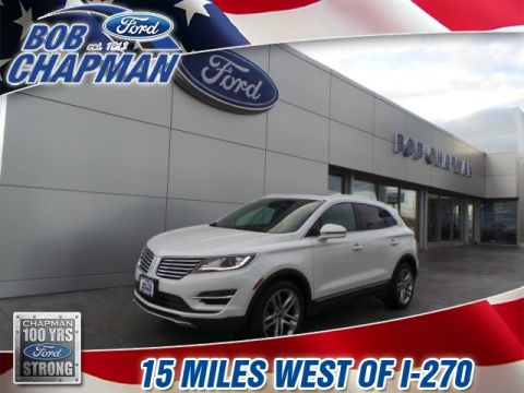 Pre-Owned 2015 Lincoln MKC Reserve AWD