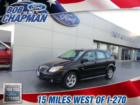 Pre-Owned 2006 Pontiac Vibe Base FWD 4D Hatchback