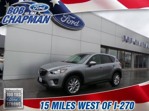 Pre-Owned 2014 Mazda CX-5 Grand Touring AWD AWD