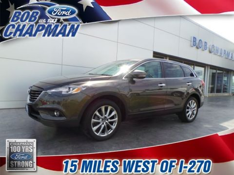Pre-Owned 2015 Mazda CX-9 Grand Touring AWD AWD