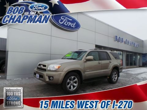 Pre-Owned 2006 Toyota 4Runner Limited 4WD