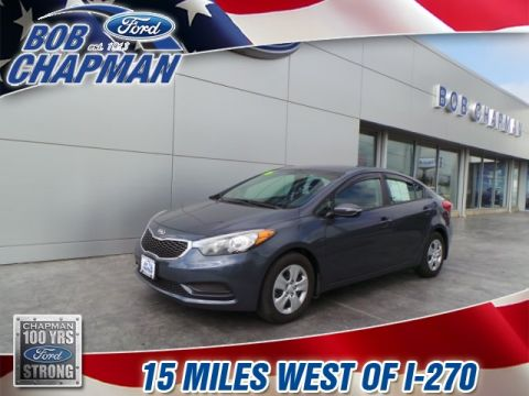 Pre-Owned 2016 Kia Forte LX FWD 4D Sedan