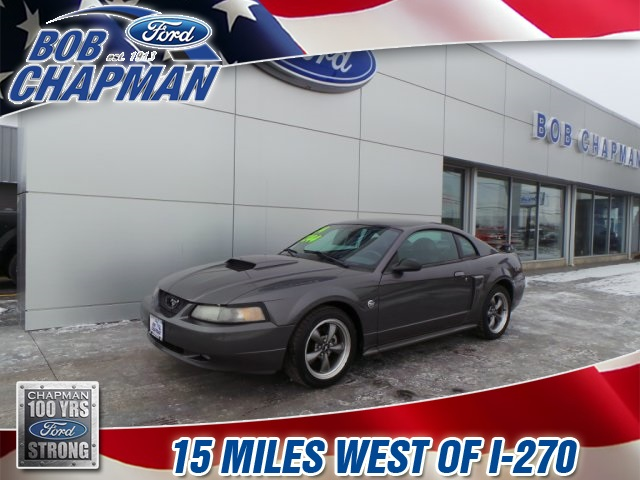 Pre-Owned 2004 Ford Mustang GT