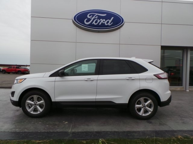 new 2017 ford edge se 4d sport utility in marysville 31007 bob chapman ford. Black Bedroom Furniture Sets. Home Design Ideas